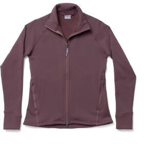 Houdini Power Jacke Damen red illusion